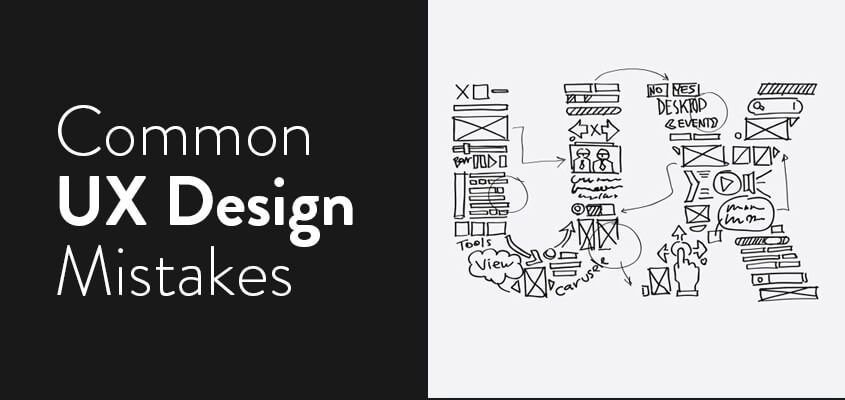 5 Common UX Design Mistakes And What to Do Instead