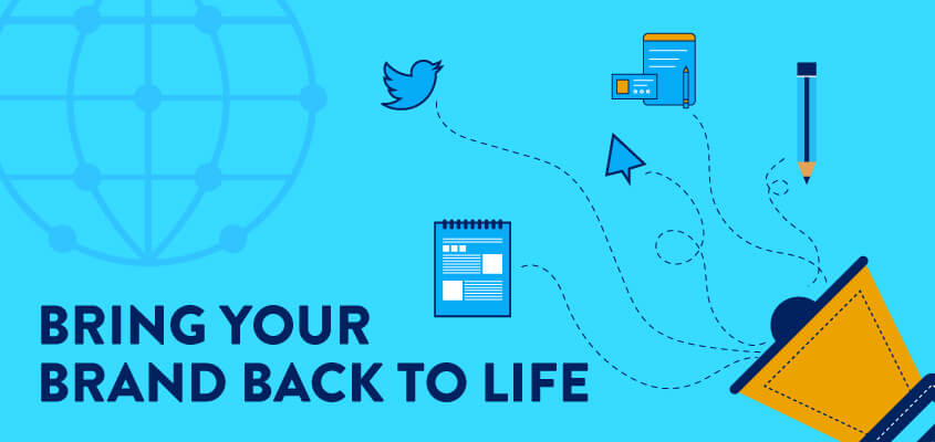 How Internet Marketing Can Bring Your Brand Back to Life