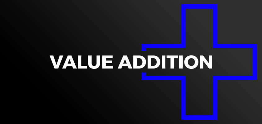 Value-Addition