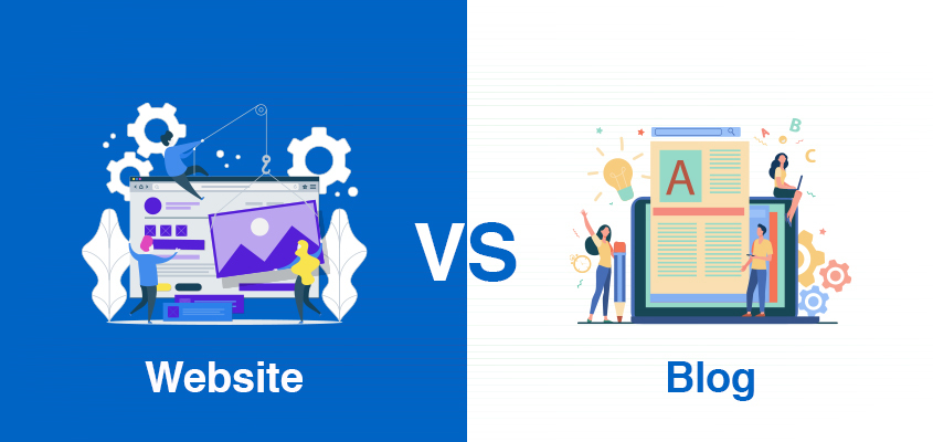 Website Vs Blog: Which Is Best?