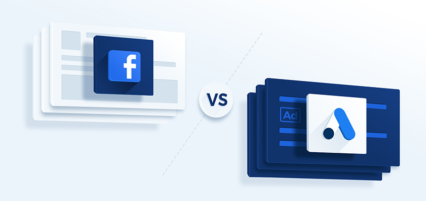 Google Ads Vs. Facebook Ads – Which One Should I Use In 2020?