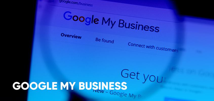 'Google My Business'
