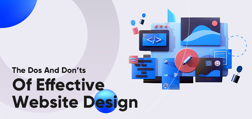 The Dos And Don'ts Of Effective Website Design